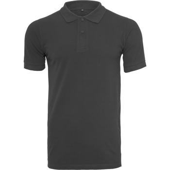 textil Herr T-shirts & Pikétröjor Build Your Brand BY008 Svart