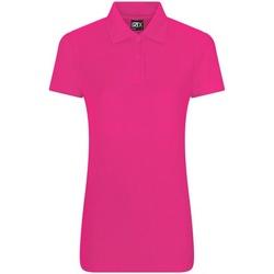 textil Dam T-shirts & Pikétröjor Pro Rtx  Fuchsia
