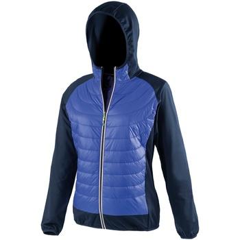 textil Dam Jackor Spiro S268F Kungligt blått/grönblått
