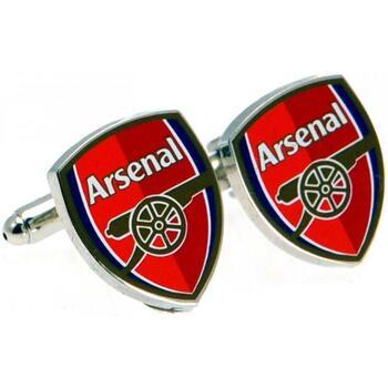 Klockor & Smycken Herr Manschettknappar Arsenal Fc  Röd