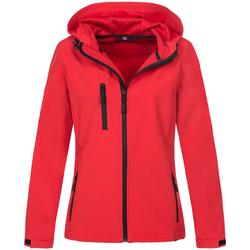 textil Dam Jackor Stedman  Crimson Red