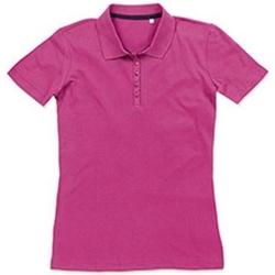 textil Dam T-shirts & Pikétröjor Stedman Stars  Cupcake rosa