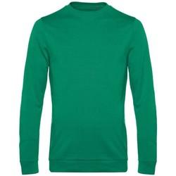 textil Herr Sweatshirts B&c WU01W Kelly Green