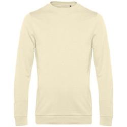textil Herr Sweatshirts B&c WU01W Blekgult