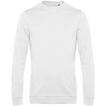 textil Herr Sweatshirts B&c WU01W Vit