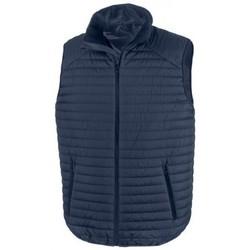 textil Jackor Result R239X Marinblått/Navy