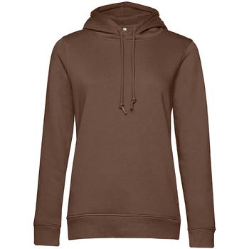 textil Dam Sweatshirts B&c WW34B Kaffe