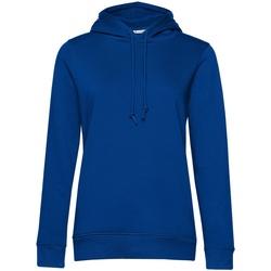 textil Dam Sweatshirts B&c WW34B Kunglig blå
