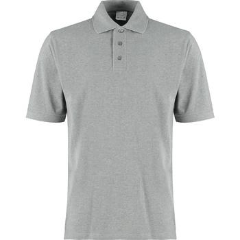 textil Herr T-shirts & Pikétröjor Kustom Kit KK460 Grått ljung