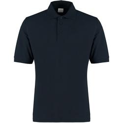 textil Herr T-shirts & Pikétröjor Kustom Kit KK460 Marinblått