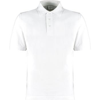 textil Herr T-shirts & Pikétröjor Kustom Kit KK460 Vit