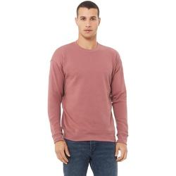 textil Herr Sweatshirts Bella + Canvas CA3945 Mauve