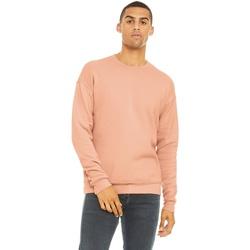 textil Sweatshirts Bella + Canvas CA3945 Persika