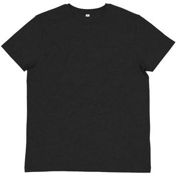 textil Herr T-shirts & Pikétröjor Mantis M01 Charcoal Grey Melange