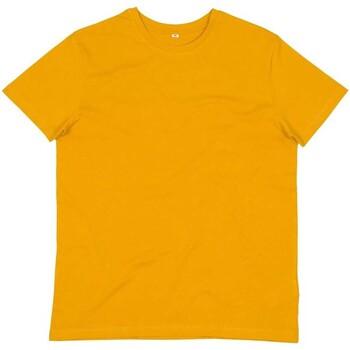 textil Herr T-shirts & Pikétröjor Mantis M01 Senapsgult