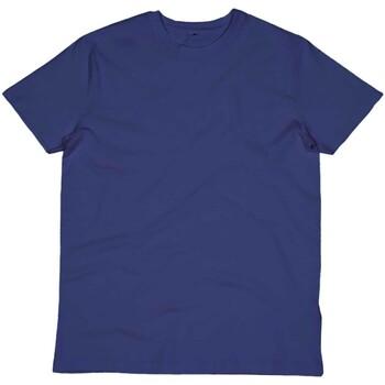 textil Herr T-shirts & Pikétröjor Mantis M01 Marinblått