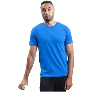 textil Herr T-shirts & Pikétröjor Mantis M01 Kunglig blå