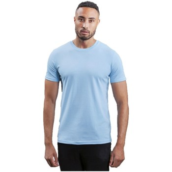 textil Herr T-shirts & Pikétröjor Mantis M01 Himmelblått