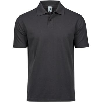 textil Herr T-shirts & Pikétröjor Tee Jays TJ1200 Mörkgrå