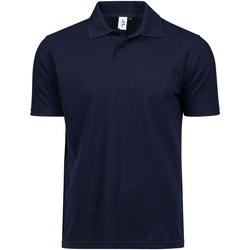 textil Herr T-shirts & Pikétröjor Tee Jays TJ1200 Marinblått