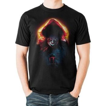 textil T-shirts & Pikétröjor It  Svart