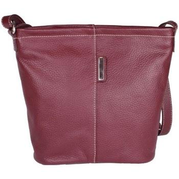 Väskor Dam Axelremsväskor Eastern Counties Leather  Bourgogne