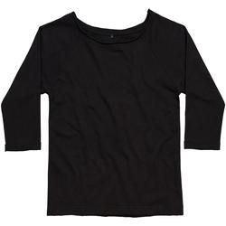 textil Dam Sweatshirts Mantis M128 Svart