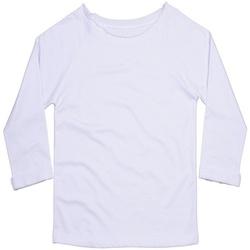 textil Dam Sweatshirts Mantis M128 Vit