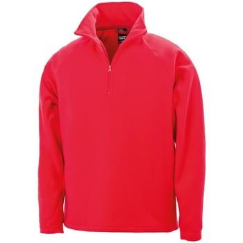 textil Sweatshirts Result RS112 Röd