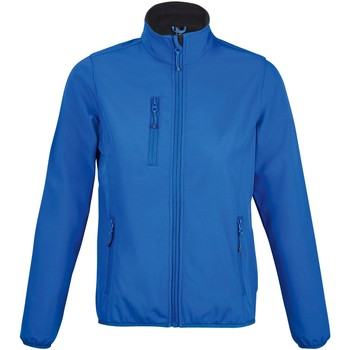 textil Dam Jackor Sols 03107 Kunglig blå