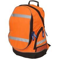 Väskor Ryggsäckar Yoko  Orange/Svart