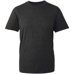 textil T-shirts Anthem AM10 Svart