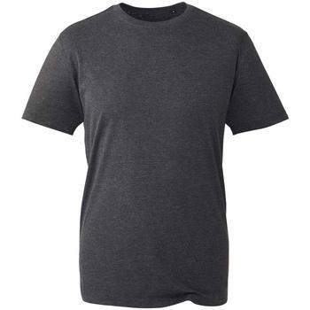 textil T-shirts Anthem AM10 Mörkgrå