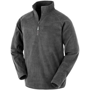 textil Herr Sweatshirts Result Genuine Recycled RS905 Grått