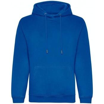 textil Herr Sweatshirts Awdis JH201 Kunglig blå