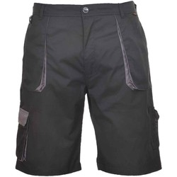textil Herr Shorts / Bermudas Portwest  Svart