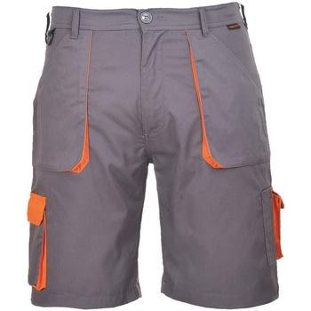 textil Herr Shorts / Bermudas Portwest  Grått