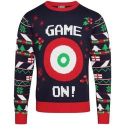 textil Herr Sweatshirts Christmas Shop  Marinblått