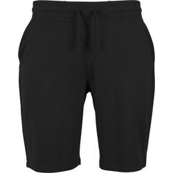 textil Herr Shorts / Bermudas Build Your Brand BY080 Svart