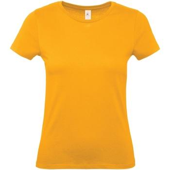 textil Dam T-shirts B And C B210F Aprikos