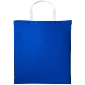 Väskor Handväskor med kort rem Nutshell RL130 Kunglig/vit