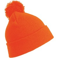 Accessoarer Herr Mössor Result Winter Essentials RC28X Flo Orange