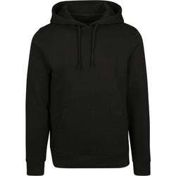 textil Herr Sweatshirts Build Your Brand BY084 Svart