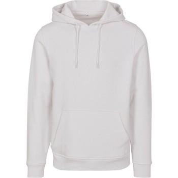 textil Herr Sweatshirts Build Your Brand BY084 Vit