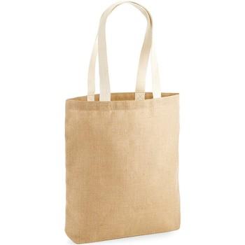 Väskor Dam Shoppingväskor Westford Mill W455 Naturligt