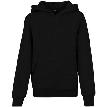 textil Herr Sweatshirts Build Your Brand BY117 Svart