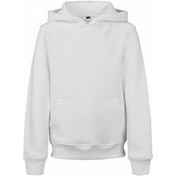 textil Herr Sweatshirts Build Your Brand BY117 Vit