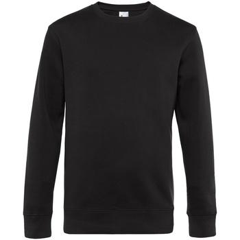 textil Herr Sweatshirts B&c  Svart