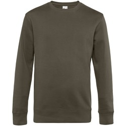 textil Herr Sweatshirts B&c  Khaki