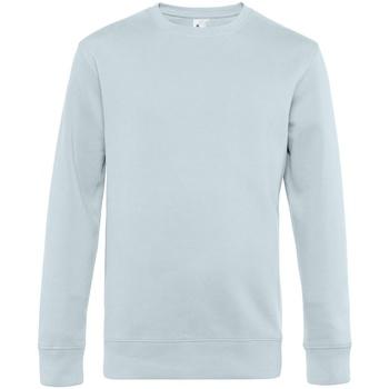 textil Herr Sweatshirts B&c  Himmelblått